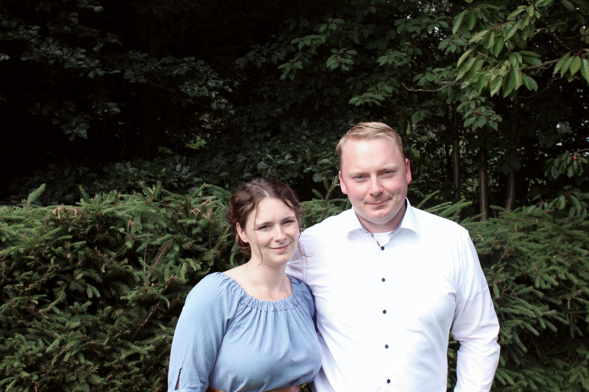 Nicole und Michael Hager